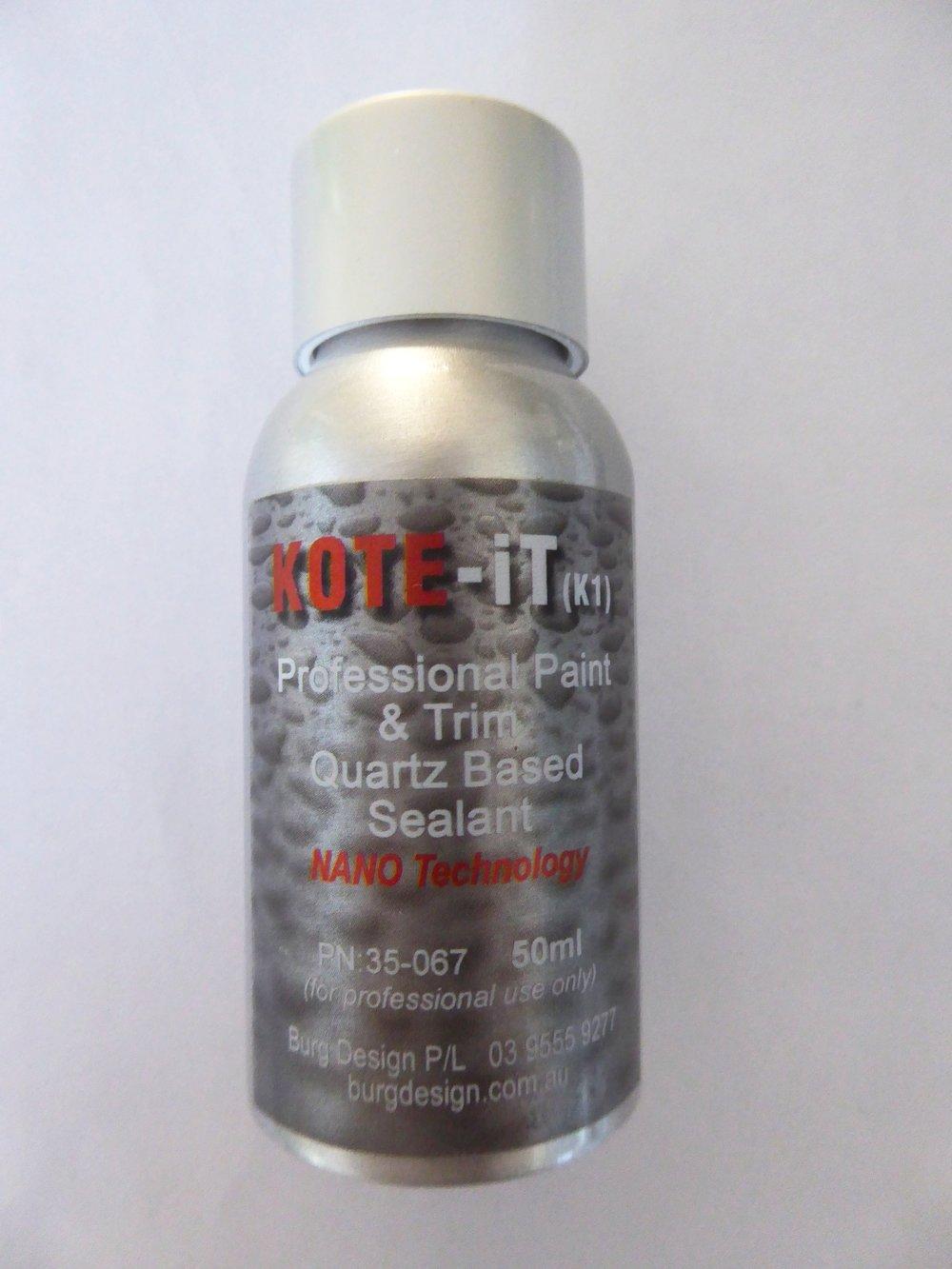 KOTE-iT (K1) NANO  Ceramic $199.00