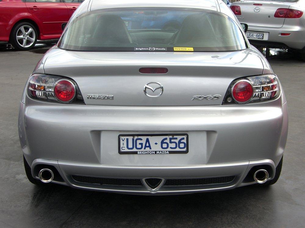 PN:14-4018 (Mazda RX-8)