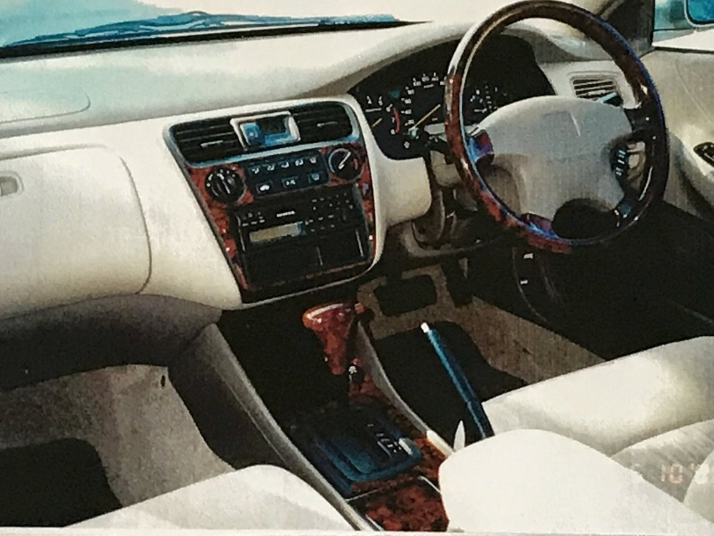 Interior Woodgrain Styling 1990s on