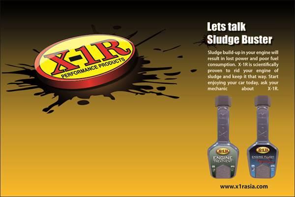 Engine Sludge Busters