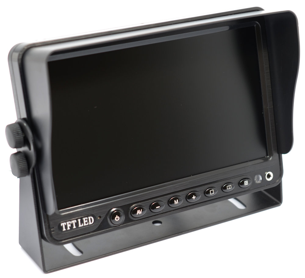 "7"" High Definition Monitor"