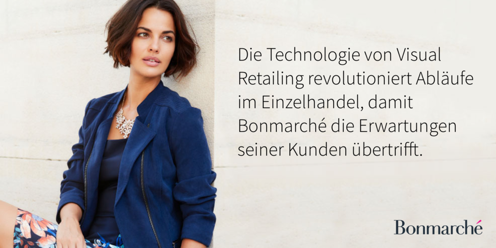 bonmarche DE, Visual merchandising