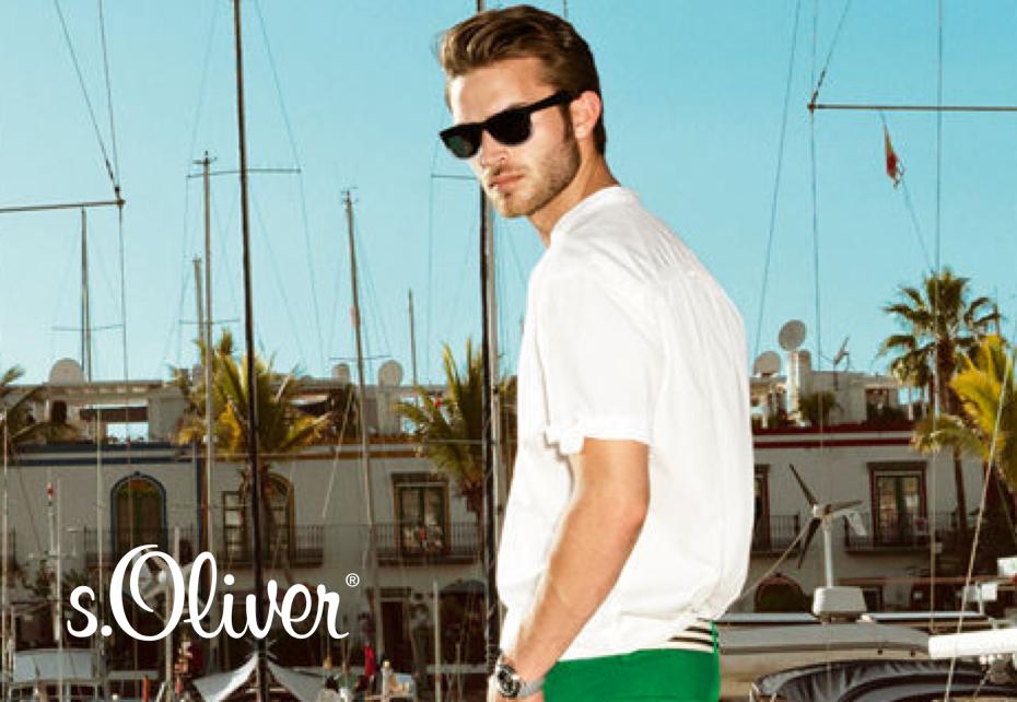 s.oliver, Fashion Retailer, Visual Merchandising Software, Retail Technology
