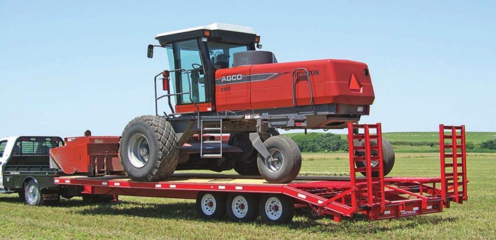 812-30 expandable trailer