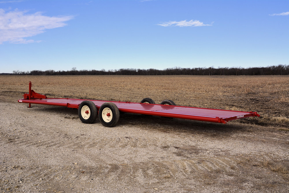 offering eight separate trailer designs and multiple configurations, donahue  is guaranteed to meet your needs and exceed your expectations