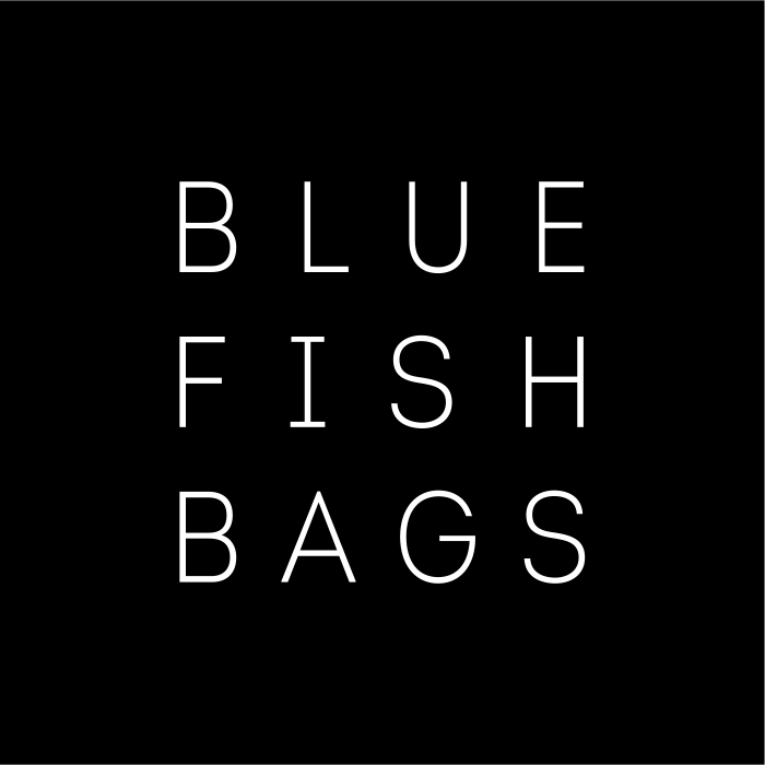 Blue Fish Bags