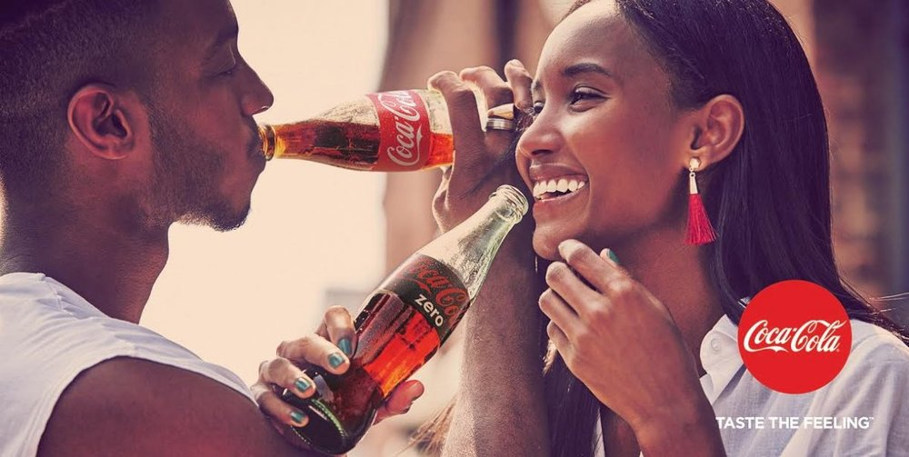 Taste the Feeling and Share a Coke with Music Unites Africa...