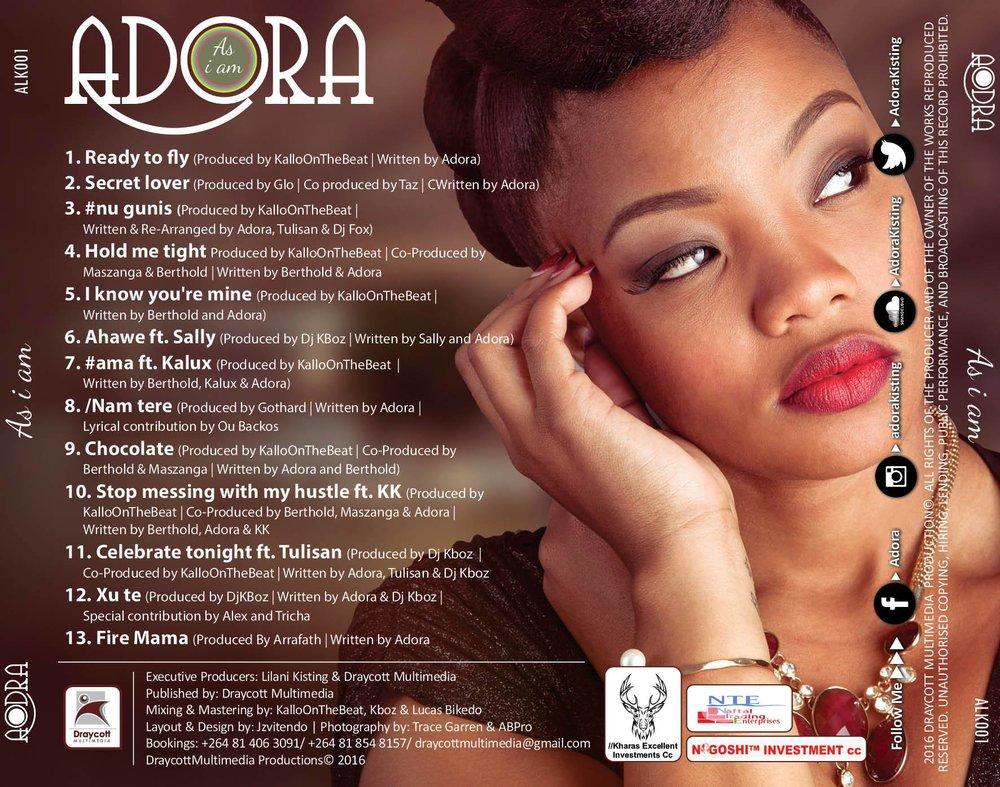 Adora Kisting - As I Am (back cover).jpg