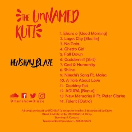 Henshaw-Blaze-The-Unnamed-Kuti-tracklist.jpg