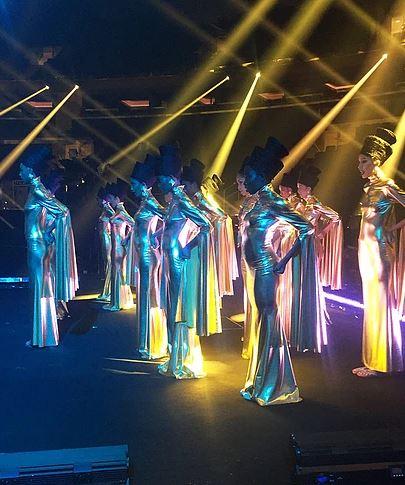 Demi Grace + Beyonce 2016 VMA's.JPG