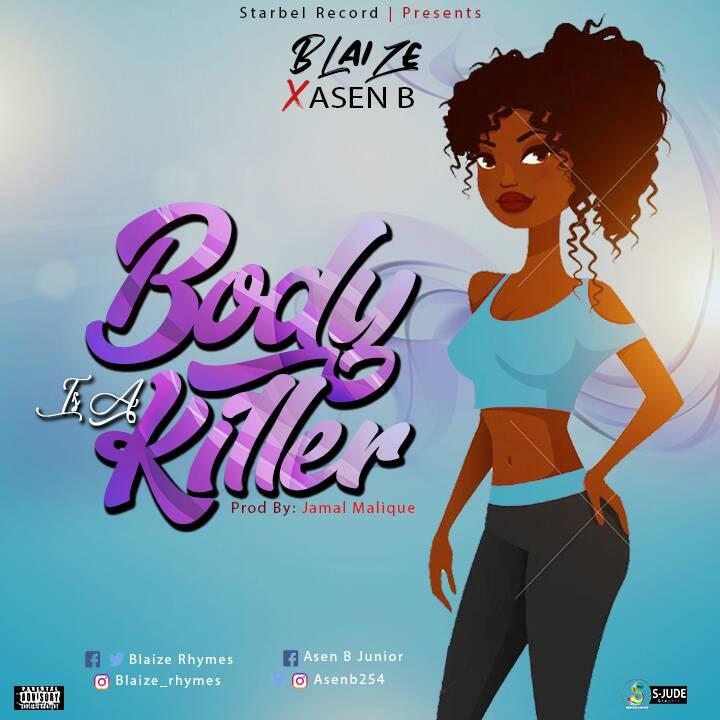 Blaize Rhymes - Killer.jpg