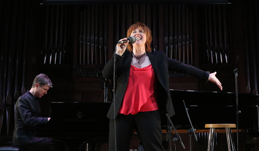 Performing Cabaret in Madrid