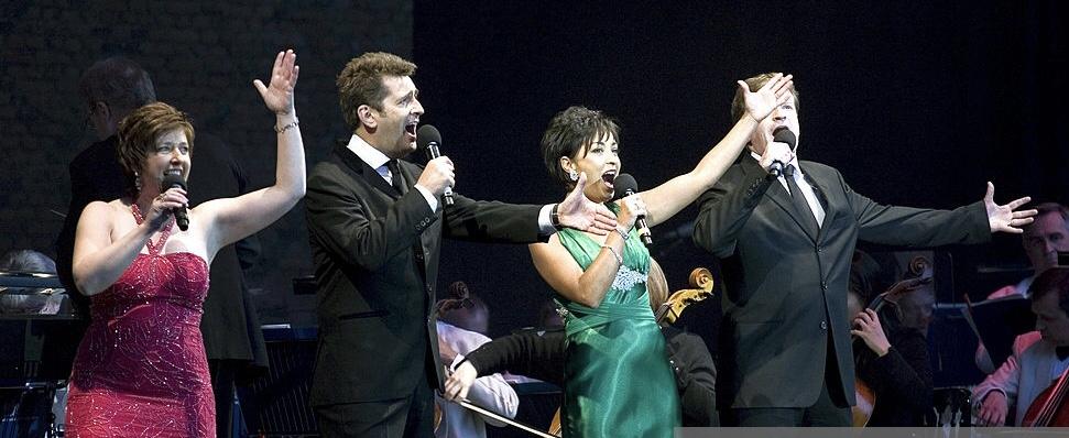 Best Of Broadway with Michael Dore, Ria Jones and Graham Bickley