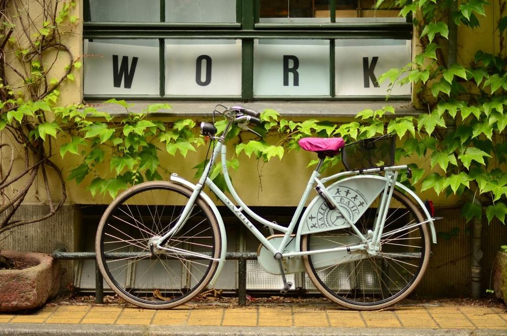 Nachhaltigkeit Fahrrad