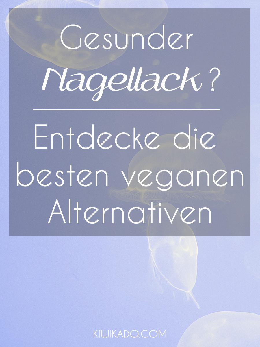 Veganer Nagellack