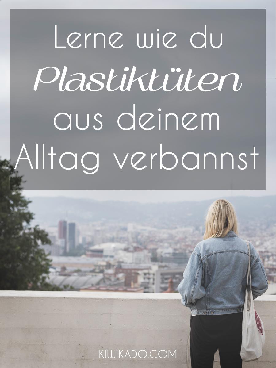 Nachhaltigkeit Plastiktüten