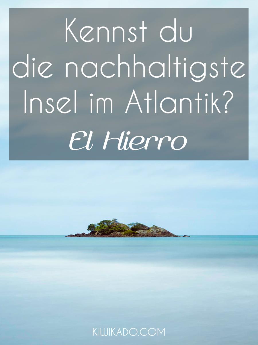 El Hierro nachhaltige Insel
