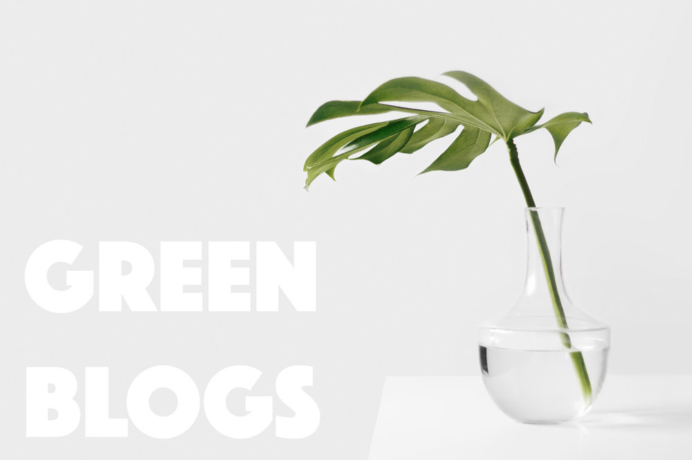 Green Blogs