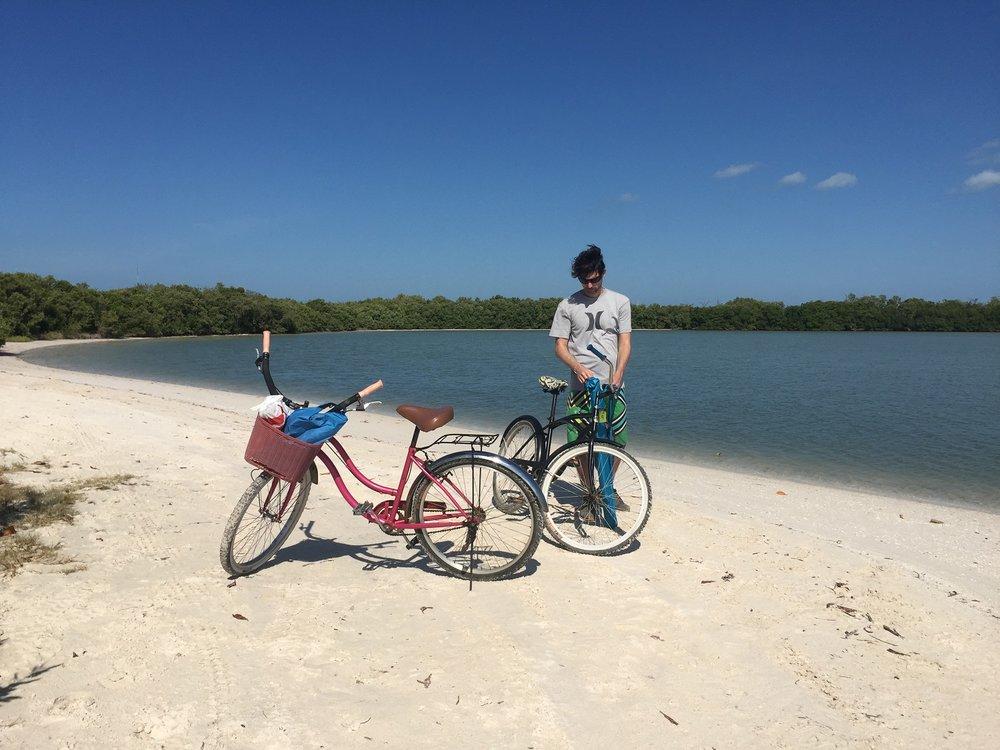 Mit dem Rad die Umgebung erkunden