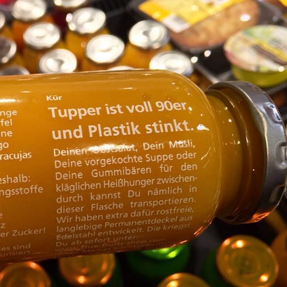 Plastik stinkt!