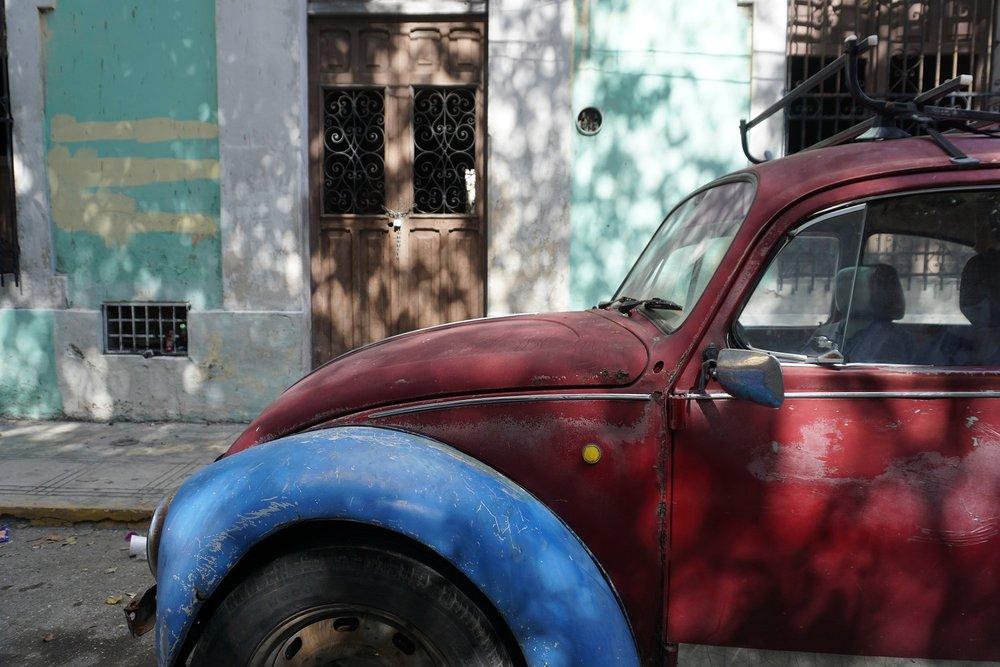 Verzichte auf's Auto und schone die Umwelt
