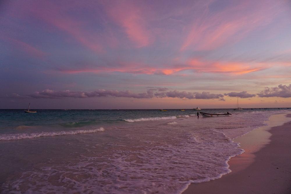 Reiseroute Yucatan Mexiko