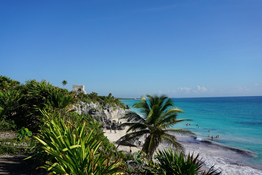 Tulum Ruins, Yucatan Mexico (5) (Large).JPG
