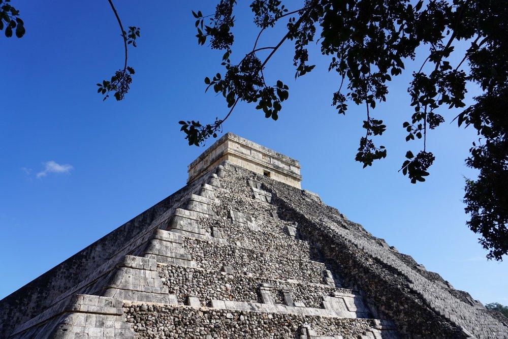 Chichen Itza, Yucatan Mexico (2) (Large).JPG