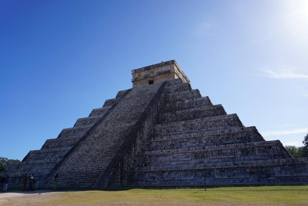 Chichen Itza, Yucatan Mexico (Large).JPG