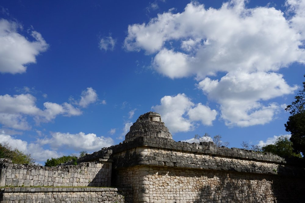 Observatory Chichen Itza, Mexico (Large).JPG