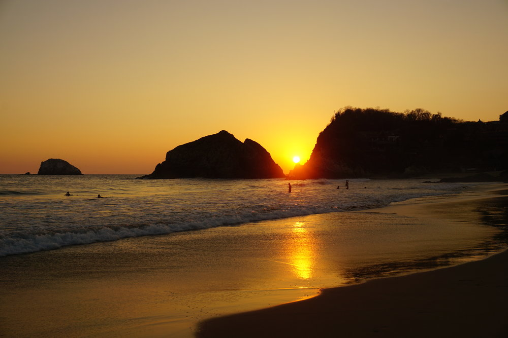 Backpacking in Mexiko - Mein Zipolite Travel Guide
