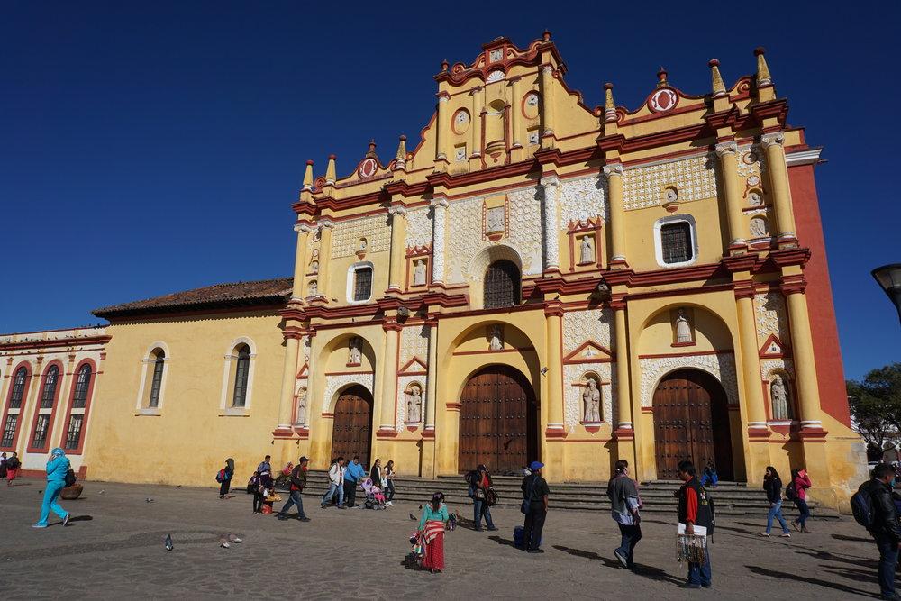 San Cristobal de las Casas Mexiko