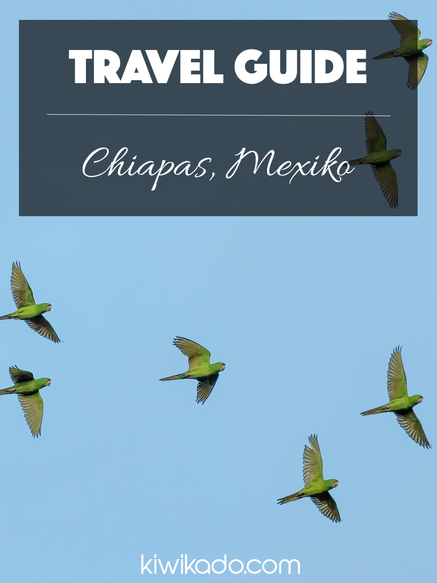 Chiapas Mexiko Travel Guide Pinterest