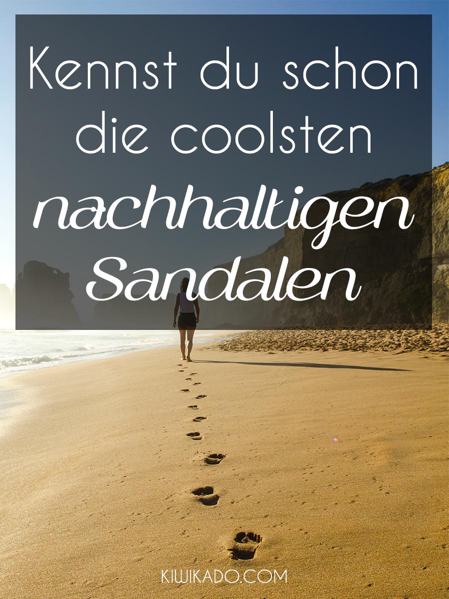Nachhaltige Sandalen Pinterest