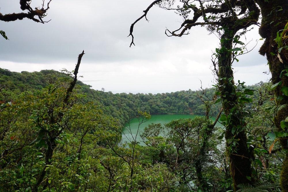 Cerro Chato Wanderung