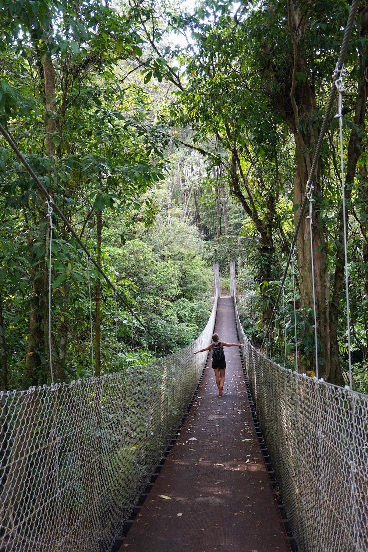 Cerro Chato Wanderung Costa Rica