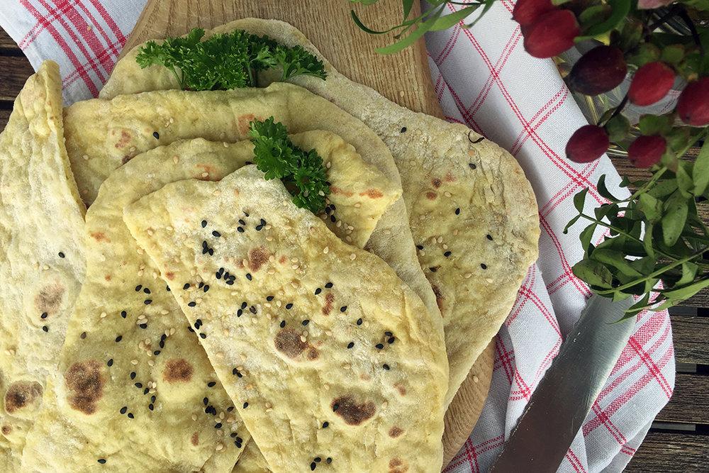 Naan Brot Rezept 4