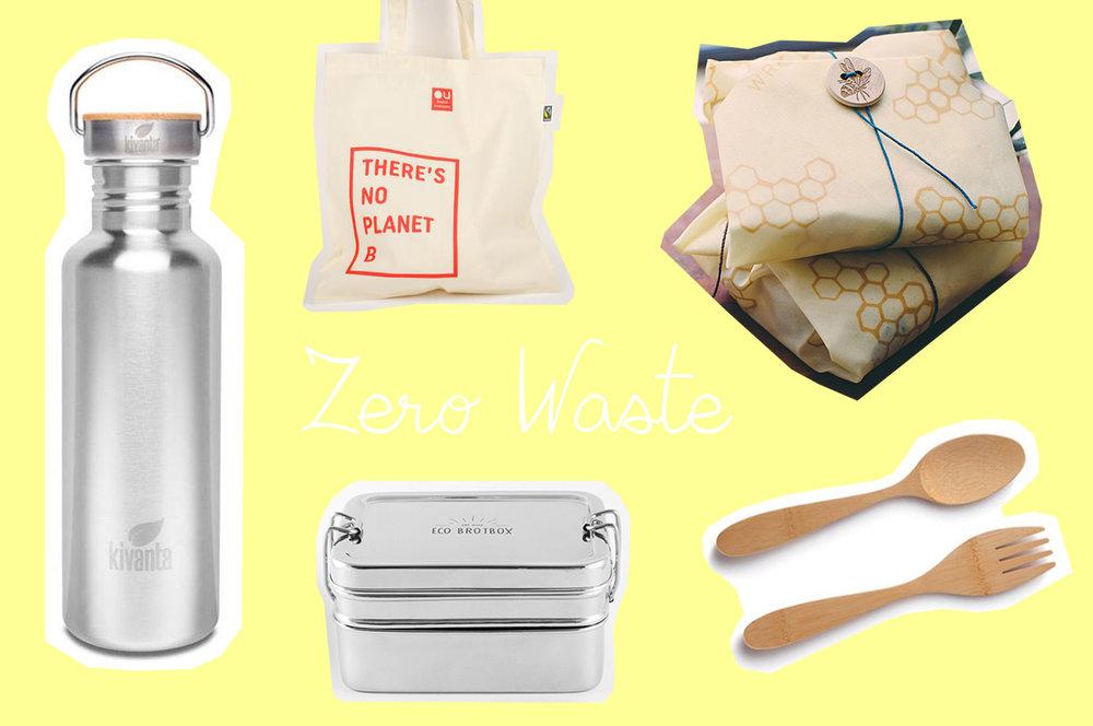 Zero Waste Reise