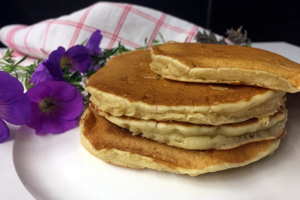 Vegane Pancakes 1