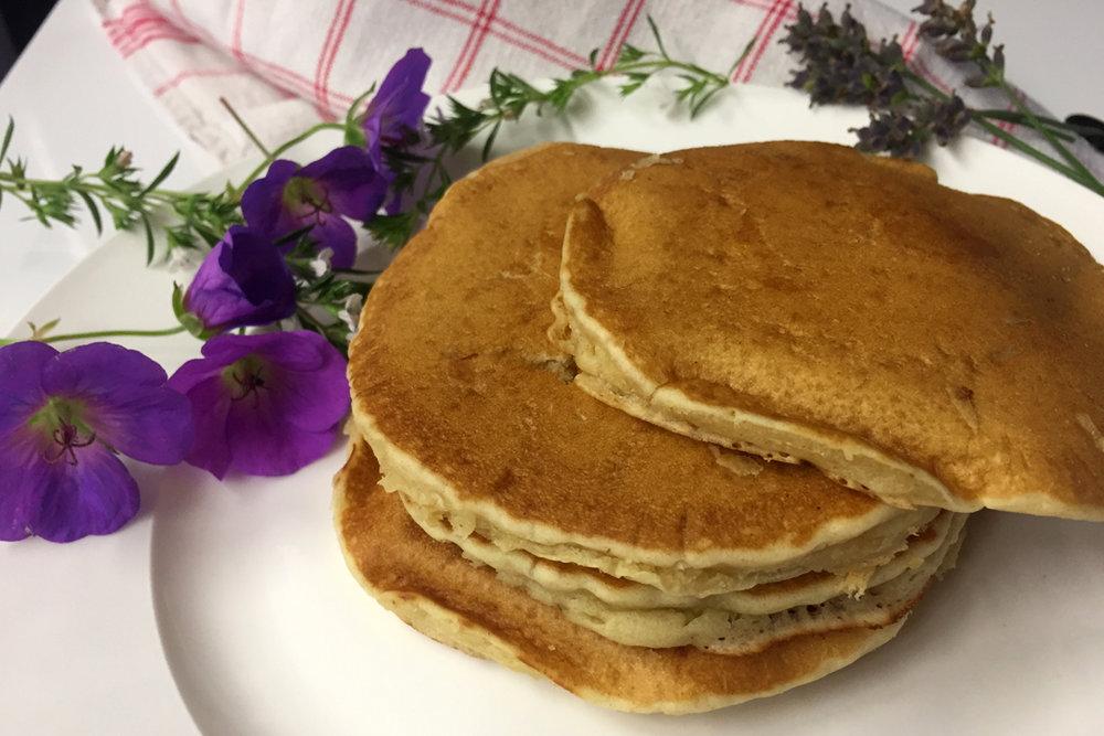 Vegane Pancakes 3