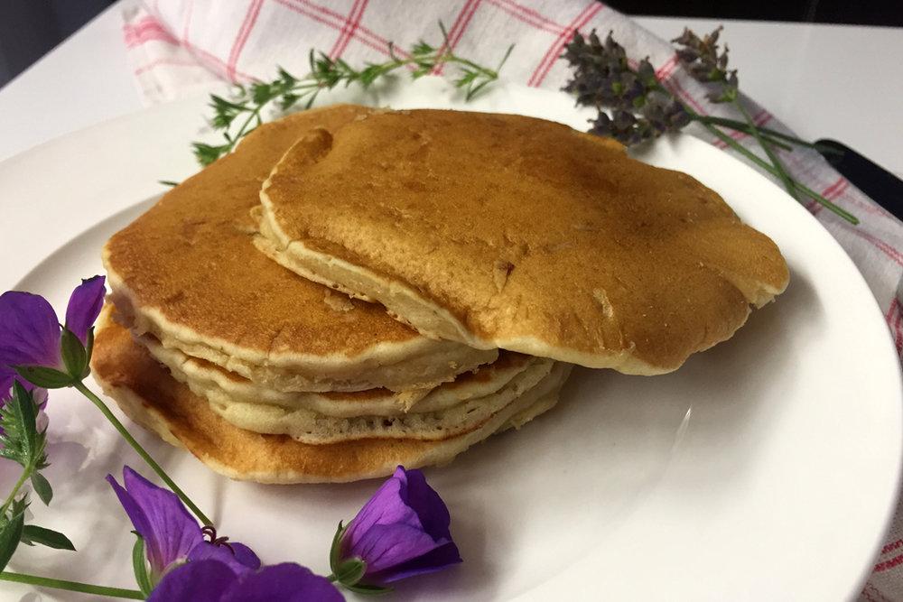 Vegane Pancakes 5