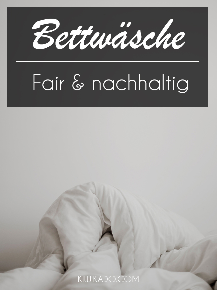 Faire Bettwäsche Pinterest