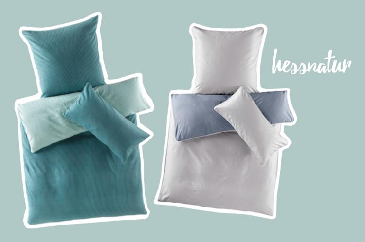 hessnatur nachhaltige Bettwäsche aus natürlichen Materialien
