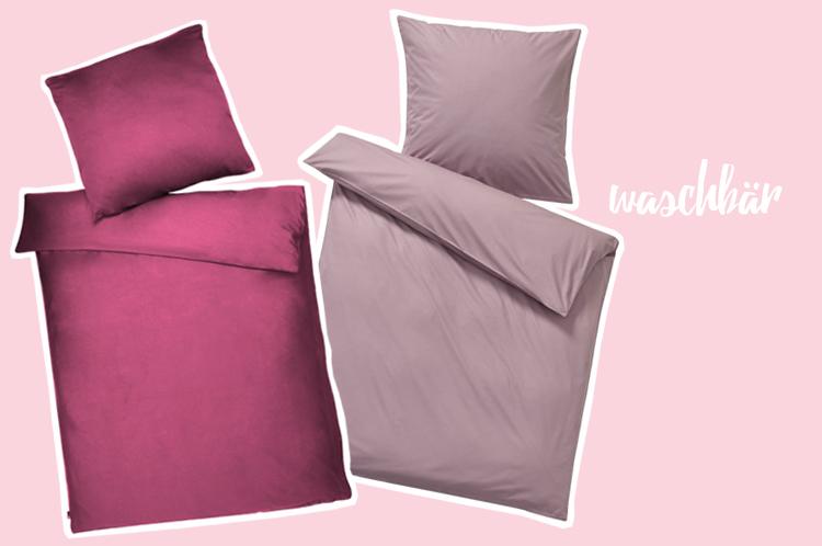 Waschbär nachhaltige Bettwäsche