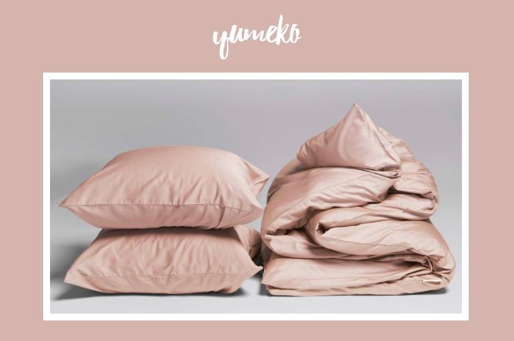 yumeko luxuriöse Bettwäsche aus nachhaltigen Materialien