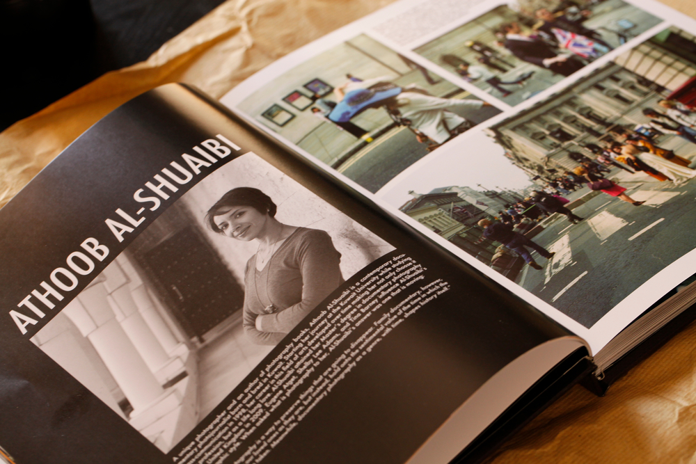 Athoob Al-Shuaibi's work was showcased in Select Book/The Photographers Issue.