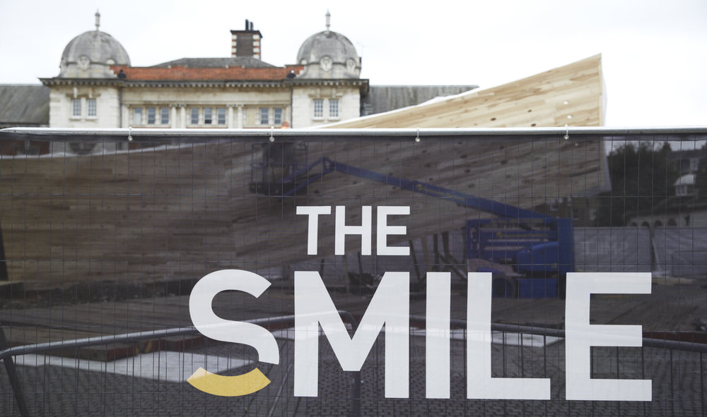 The Smile_construction.jpg