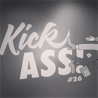 Last night in Cannes. It's been a blast. And never forget to #kickass  #canneslions