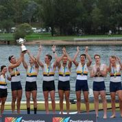 U23 Men's Eight - Australian National Champions 2014