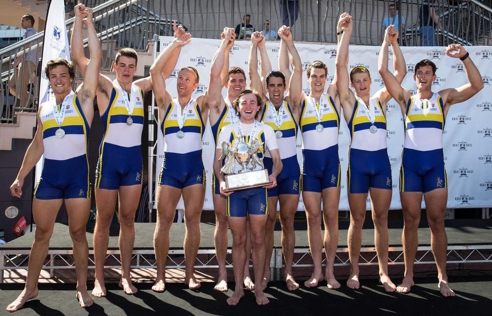 Aus-Boat-Race-Syd-Uni-Mens-eight-reclaim-Edmund-Barton-Trophy-Darling-Harbour-26-Oct-14.jpg